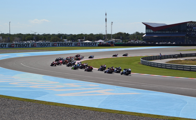 After 15 years brake Moto GP returns to Argentina in2014