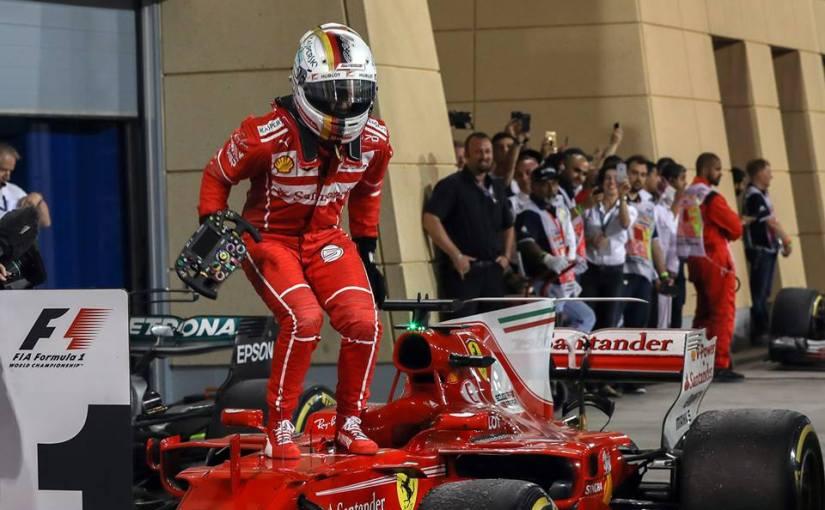 Sebastian Vettel 49 de victorii din 200 decurse.