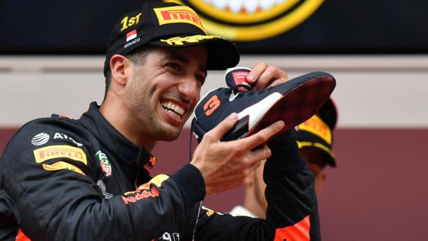'I've got unfinished business' – Monaco pole-sitterRicciardo