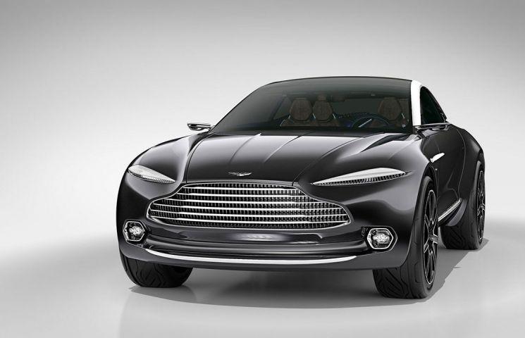 Aston Martin pregătește primul SUV dinistorie