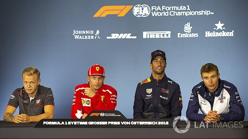 FIA Thursday press conference – Austria