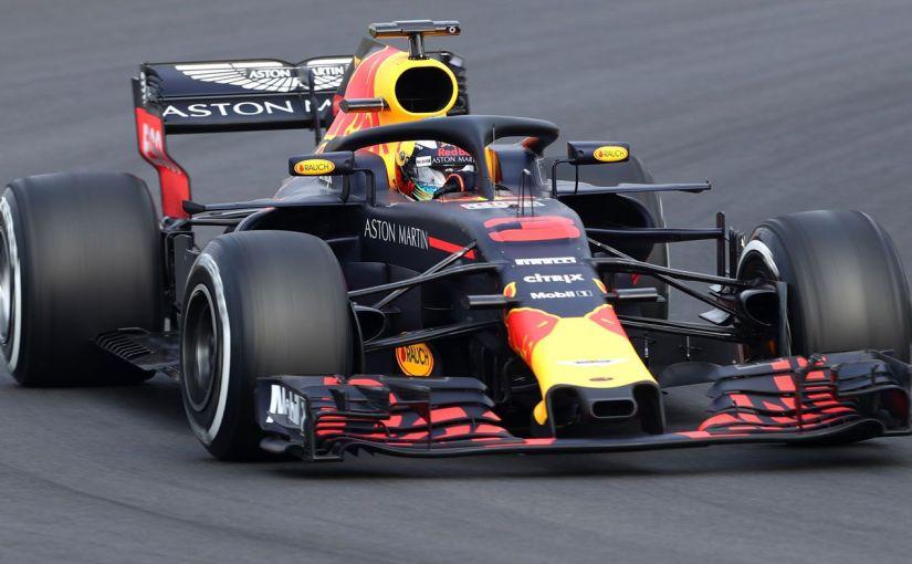 Daniel Ricciardo ultimul pe grilă laHockenheim.