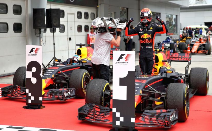 Red Bull-favoriți să câștige la Hungaroring