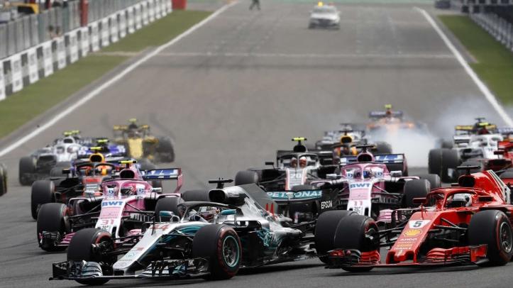 2018 Belgian Grand Prix, Sunday - Wolfgang Wilhelm