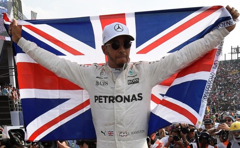 Max Verstappen câștigă în Mexic, și Hamilton devine campionmondial.
