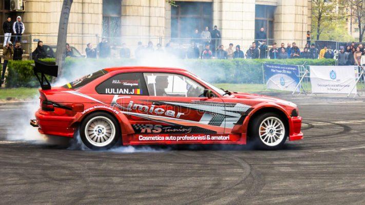 Super Rally Craiova a intrat pe ultima sută demetri