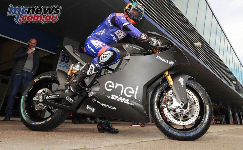O nouă era în Moto GP. MotoE din2019