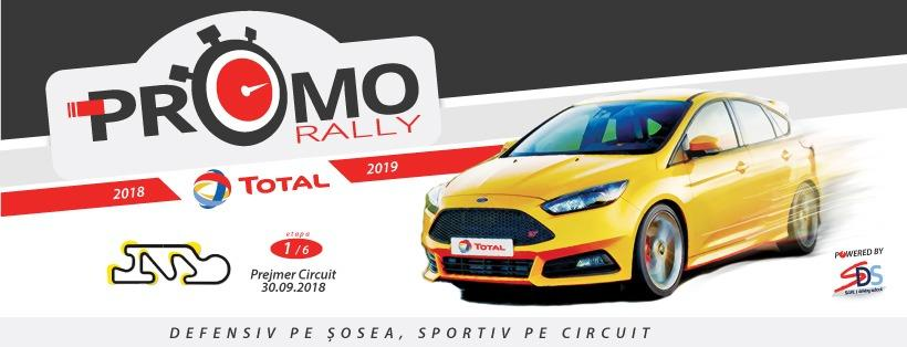 Promo Rally TOTAL powered by SDS – SAFE 2018-2019 laHărman