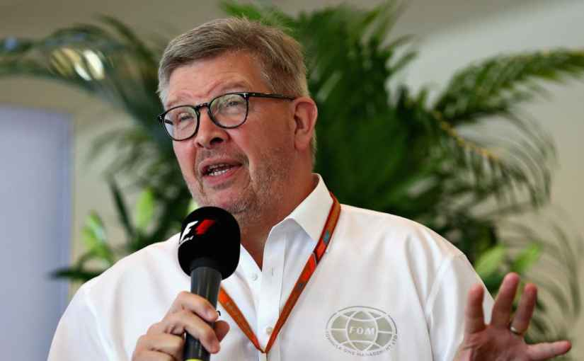Ross Brawn. What to watch for in F12019