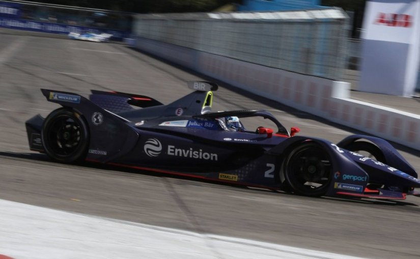 Formula E. Etapa a treia Santiago,Chille