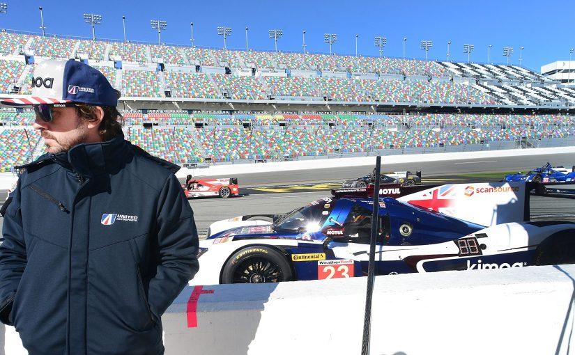Victorie la Daytona pentru un fost campion deformula1
