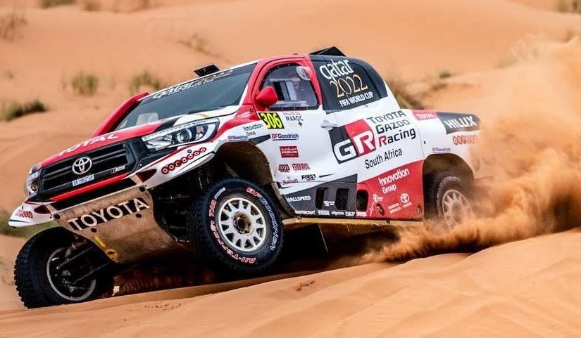 Nasser Al-Attiyah a câştigat pentru a treia oară raliulDakar