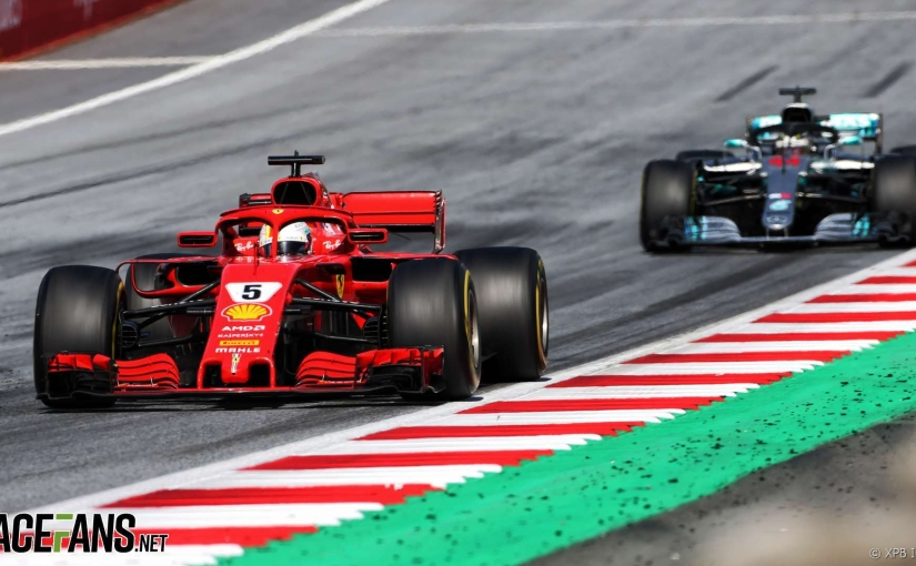 Ferrari half a second ahead says Hamilton, as he predicts toughest battle yet