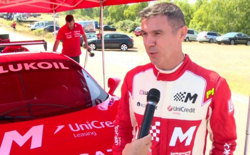 Mihai Leu și Opel România continuă parteneriatul Super Rally și în2019