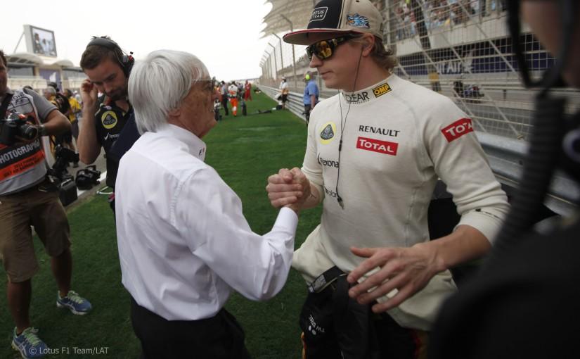 Ferrari ar fi trebuit să-l păstreze pe Kimi Raikkonen- BarnieEcclestone