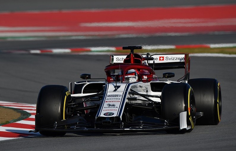 Kimi Räikkönen realistic în ceea ce privește progresulmonopostului