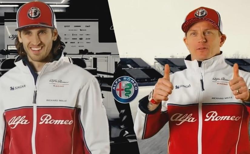 Kimi Raikkonen sare în apărarea coechipierului său AntonioGiovinazzi