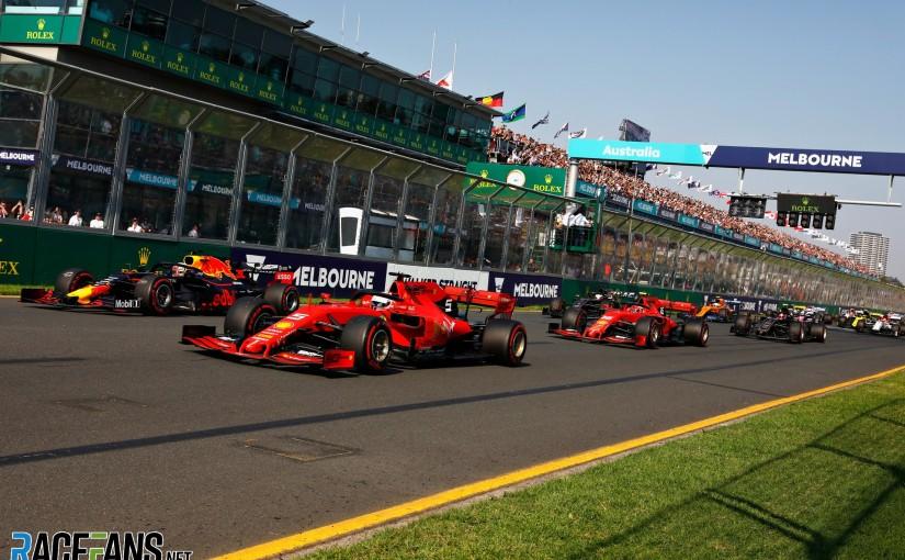 Formula 1. Număr record de Grand Prix-uri pentru2020