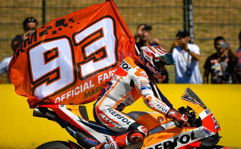 Cea de a 54-a victorie din carieră pentru Marc Marquez îl aduce în Top 3 all times după Valentino Rossi și GiacomoAgostini.
