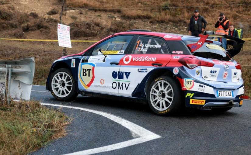 WRC Raliul Spaniei-Napoca Rally Academy din nou o prestațieexcelentă