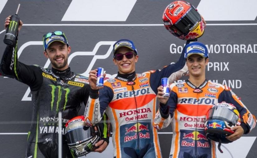 După ce a câștigat Marele Premiu al Thailandei Marc Marquez și-a asigurat al șaselea titlumondial.