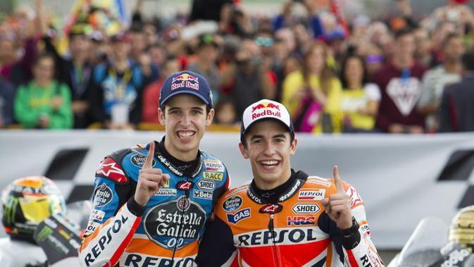 În premieră, o echipă de Moto GP dă șansa unor frați de a alega împreună în motomondialul deviteză.