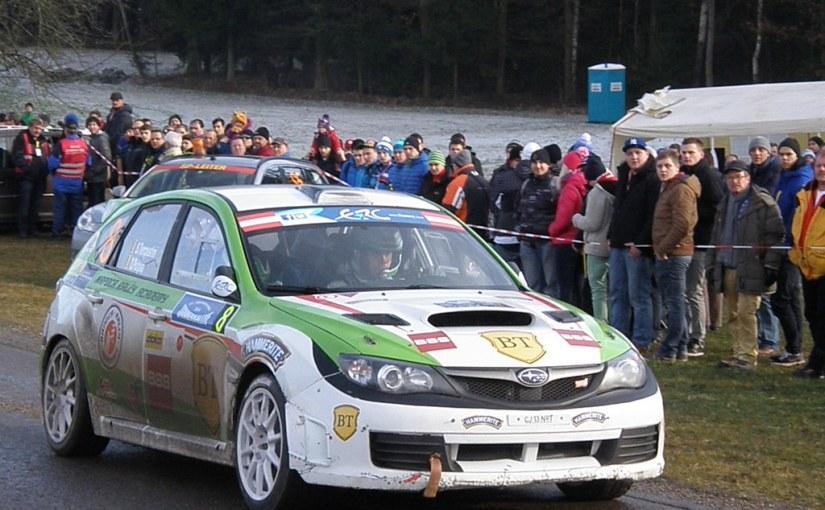 Winter Rally Covasna a 12-a ediție în acest week-end cu număr record de echipajeînscrise.