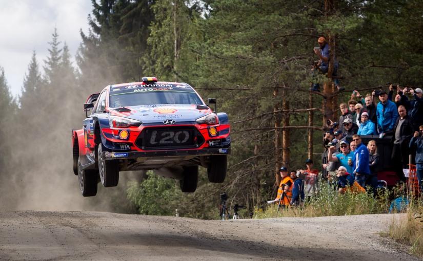 WRC. Raliul Monte Carlo 2020 câștigat de ThierryNeuville