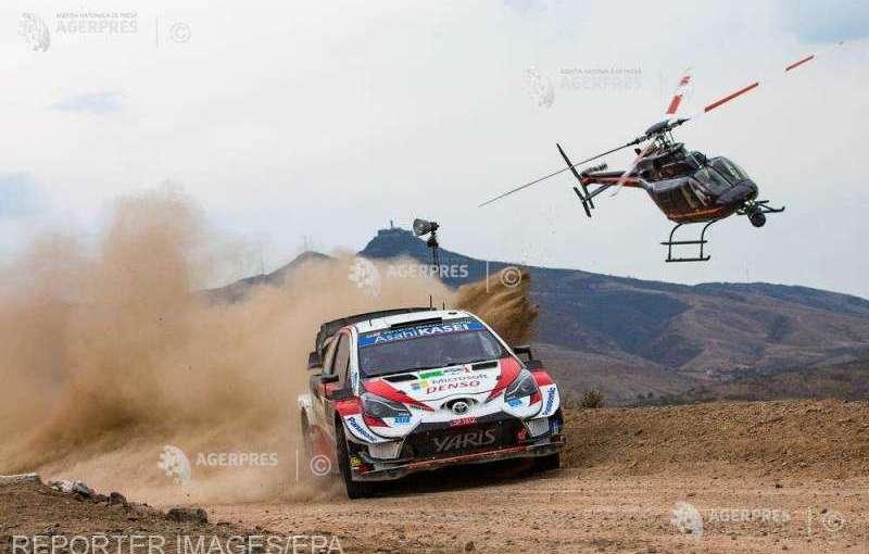 Prima victorie cu Toyota pentru SebastianOgier