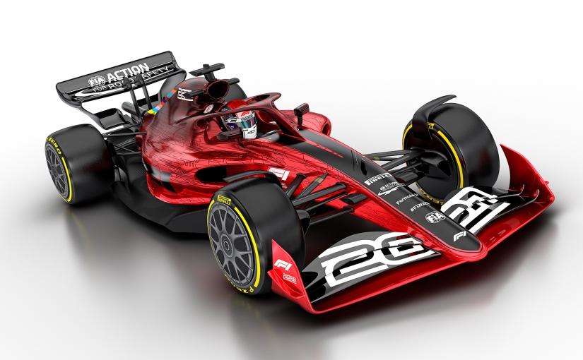 Formula1   Modificările anunțate pentru 2021 vor fi introduse din2022