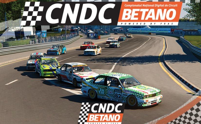 Campionatul National Digital pe Circuit Betano debutează sambata, ora12:00