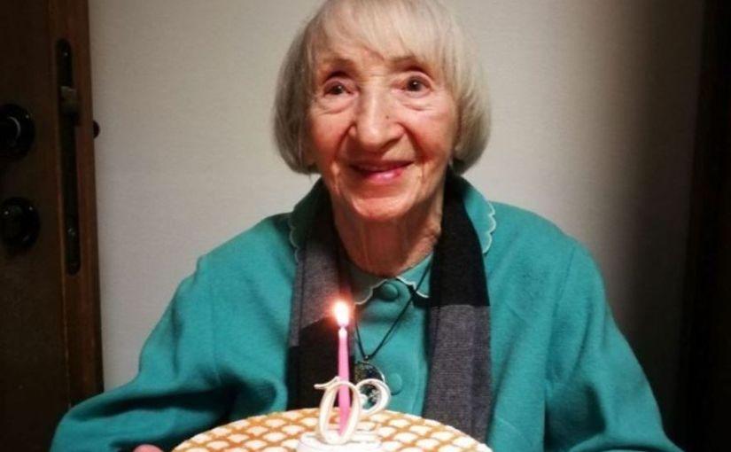 Surpriza uriașă trăită de o bătrână de 102 după ce s-a vindecat deCovid-19