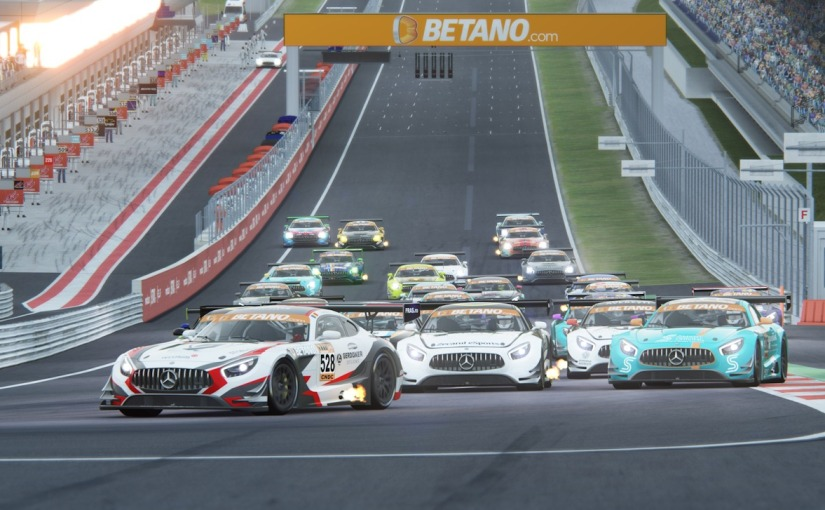 Campionatul Național Digital de Circuit Betano se va desfășura pe circuitulCatalunya.