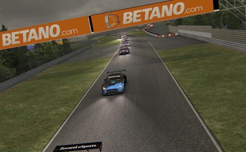 Imola – Etapa a șasea Campionatul Național Digital de CircuitBetano