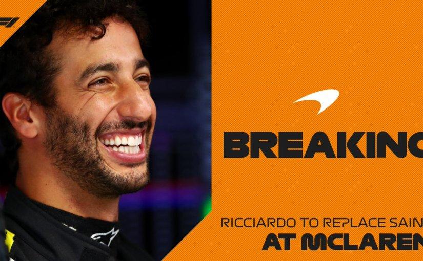 Cyril Abiteboul, învinuiește McLaren pentru pierderea lui DanielRicciardo.