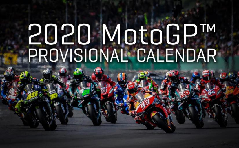 MotoGp | Calendarul pe 2020 a fostfinalizat