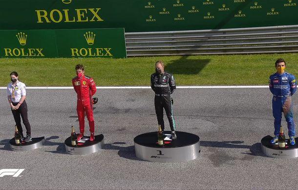 Valteri Bottas prima victorie din noul sezon de Formula1